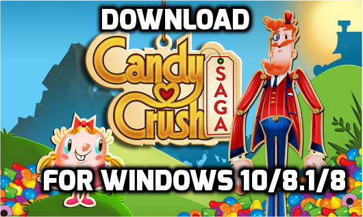 candy crush saga for windows