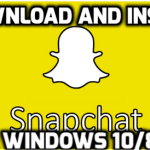 snapchat for windows pc laptop