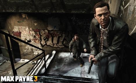 Max Payne 3 for Windows 10 Laptop