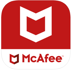 McAfee from the Apple Store