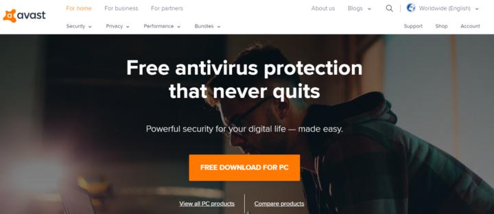 Avast vs malwarebytes review
