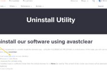 Guide to Uninstall Avast Antivirus on Windows 10 PC